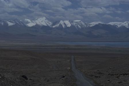 Aghbaha Uybulaq Ashuu Pass 4.232 m