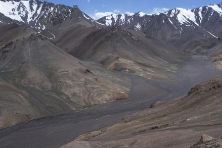 Ak-baital Ashuu Pass 4.655 m