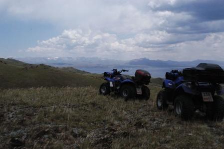 Kalmak Ashuu Pass 3.446 m