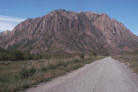 Moldo Ashuu Pass 3.346 m