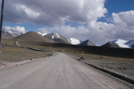 Söök Ashuu Pass 4.024 m